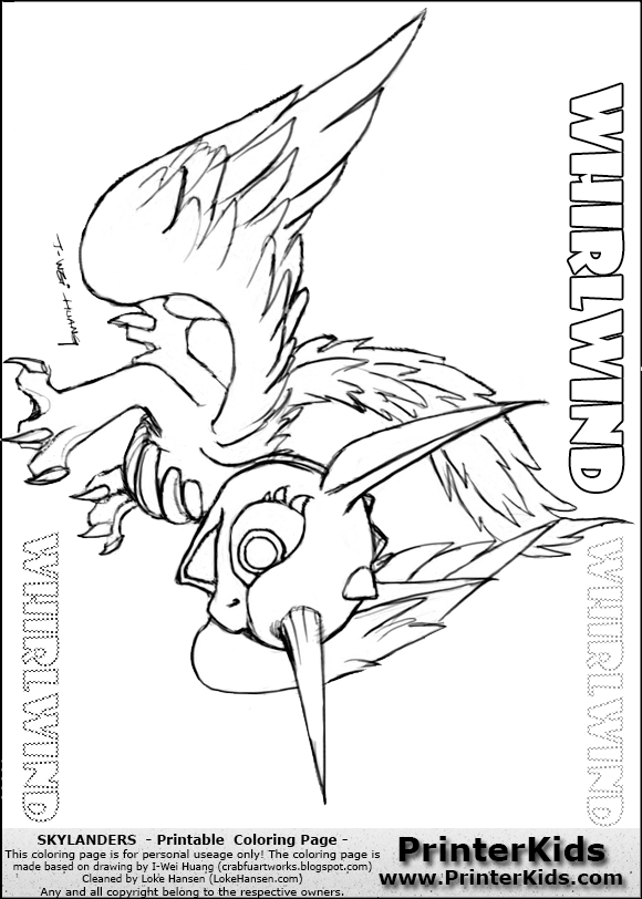 you are here printerkids skylanders printable coloring page coloring